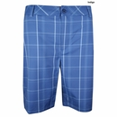 Under Armour Golf- Forged Plaid Flat Front Shorts