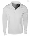 Under Armour Golf- Long Sleeve Cold Gear Colorblock Polo