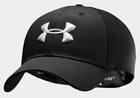 Under Armour Golf- Mens UA Blitzing Stretch Fit Cap