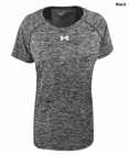 Under Armour Ladies Twisted Tech Locker T-Shirt
