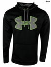Under Armour- Storm Armour Big Logo Fleece Hoodie