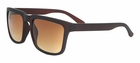 UV3+ Sunglasses- Polarized Sunglasses Brown Frame/Brown Lenses 4665b