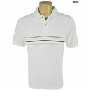Vantage - Performance Mens Piped Chest Stripe Polo 2710