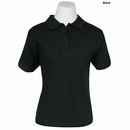 Vantage - Vansport Ladies Ottoman Knit Polo