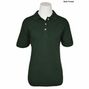 Vantage - Velocity Ladies Cotton Pique Polo