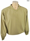 Vantage Velocity Mens Rip Stop Water-Repellent Windshirt