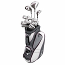 Wilson Golf- 2012 Ladies Hope Platinum 15 pc Complete Set With Bag