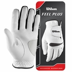 Wilson - Feel Plus Hybrid Golf Gloves (2-Pack)