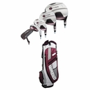 Wilson Golf- Hope 14 Piece Complete Set With Bag