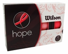 Wilson Ladies Hope Golf Balls