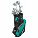 Wilson Golf- Ladies Profile HL 15-Piece Complete Set With Bag