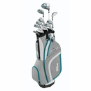 Wilson Golf- Ladies Profile XLS Complete Set With Bag Graphite