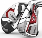 Wilson Golf- Ladies Staff Defy Hybrid Irons Graphite