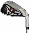 Wilson Golf- LH D100 ES Wedge (Left Handed)