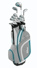 Wilson Golf- LH Ladies Profile XLS Complete Set With Bag Graphite (Left Handed)