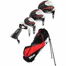 Wilson Golf- LH Profile HL Complete Set With Bag Graph/Steel (Left Handed)