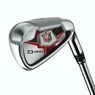 Wilson Golf- LH Staff D200 Irons Steel (Left Handed)