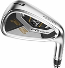 Wilson Golf- LH Staff FG Tour F5 Irons Steel (Left Handed)