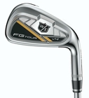 Wilson Golf- LH Staff FG Tour V4 Irons Steel (Left Handed)
