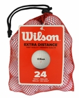 Wilson Mixed Brand 24 Golf Ball Shag Bag Pack
