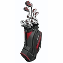 Wilson Golf- Pro Fit Complete Set With Bag Graph/Steel