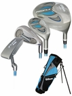 Wilson Golf Profile Junior Girls Set Blue Ages 10-13