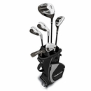 Wilson Golf Profile Junior Set Black Ages 11-14