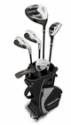 Wilson Golf Profile Junior Set Black Ages 10-13