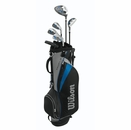 Wilson Golf Profile Junior Set Large Blue Ages 11-14