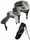 Wilson Golf Profile Junior Set Silver Ages 8-11