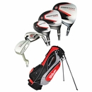 Wilson Golf- Prostaff Tour Complete Set With Bag Graph/Steel