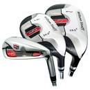 Wilson Golf- Staff D-Fy Combo Irons 3-PW Half and Half Shaft