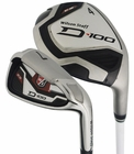 Wilson Golf- Staff D100 ES Hybrid Irons Graph/Steel