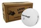 Wilson Golf Staff Duo Golf Balls *3-Dozen*