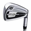 Wilson Golf- Staff FG Tour 3-PW Irons Steel
