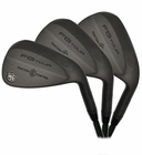 Wilson Golf Staff FG Tour TC Black 3-Wedge Set