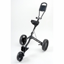 Wilson Golf - Stow-A-Cart 3-Wheel Push Cart
