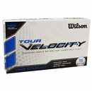 Wilson Tour Velocity Tour Accuracy Golf Balls