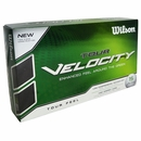 Wilson Tour Velocity Tour Feel Golf Balls
