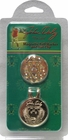 Winning Edge Designs Golf- John Daly's Lion Ball Marker/Clip Set