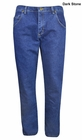 Wrangler- Rugged Wear Advanced Comfort Regular Straight Fit Jeans
