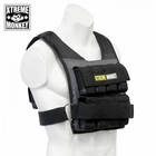 Xtreme Monkey- Adjustable Commercial Weight Vest 25lbs