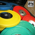 Xtreme Monkey- Competition 320lbs Bumper Plate Set