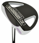 Yes! Golf- Ladies LH Stacy White Putter (Left Handed)