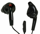 Yurbuds- Ladies Inspire Earbuds With Microphone Black Iron Man Edition
