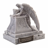 Angel in Mourning Adult Urn