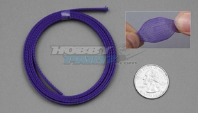 1 Meter Wire Mesh 5mm (Purple)