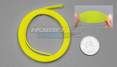1 Meter Wire Mesh 7mm (Yellow)