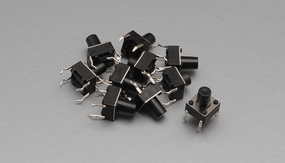 10 pcs Mini Push Button Switches 6x6x5 For Arduino Electronic DIY