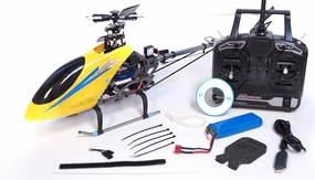2.4Ghz Exceed RC LEGEND 450SE RTF Remote Control 3D Helicopter 100% Ready to Fly